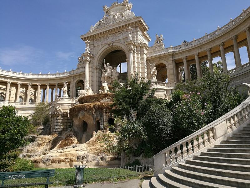 Marseille roteiro