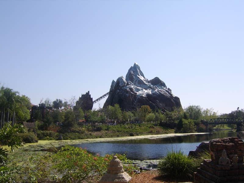 Roteiro nos parques da Disney legal