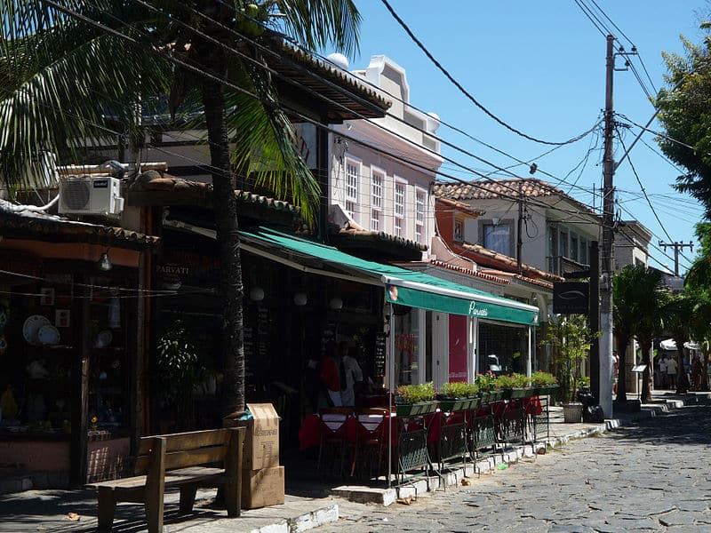 Rua das Pedras CEP