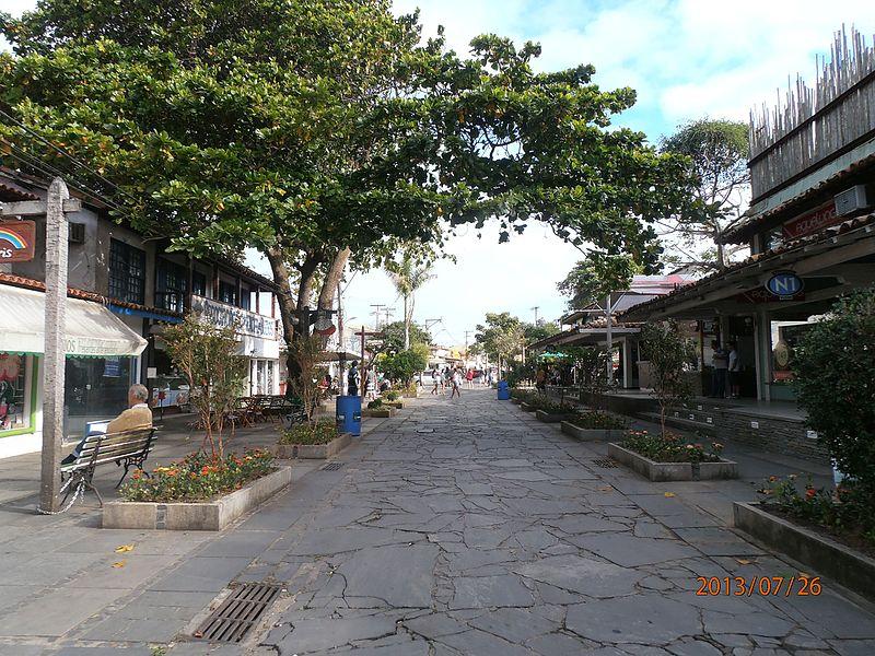 Arredores Rua das Pedras