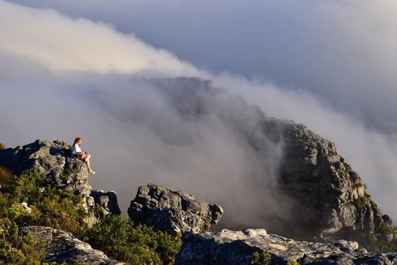 Table Mountain altura