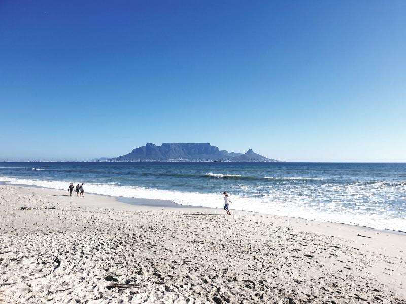 roteiro na África do Sul