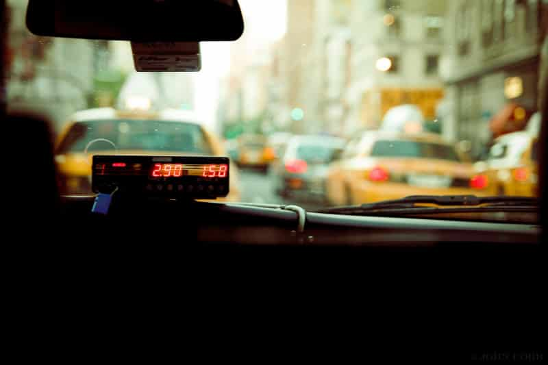 Táxi vale a pena