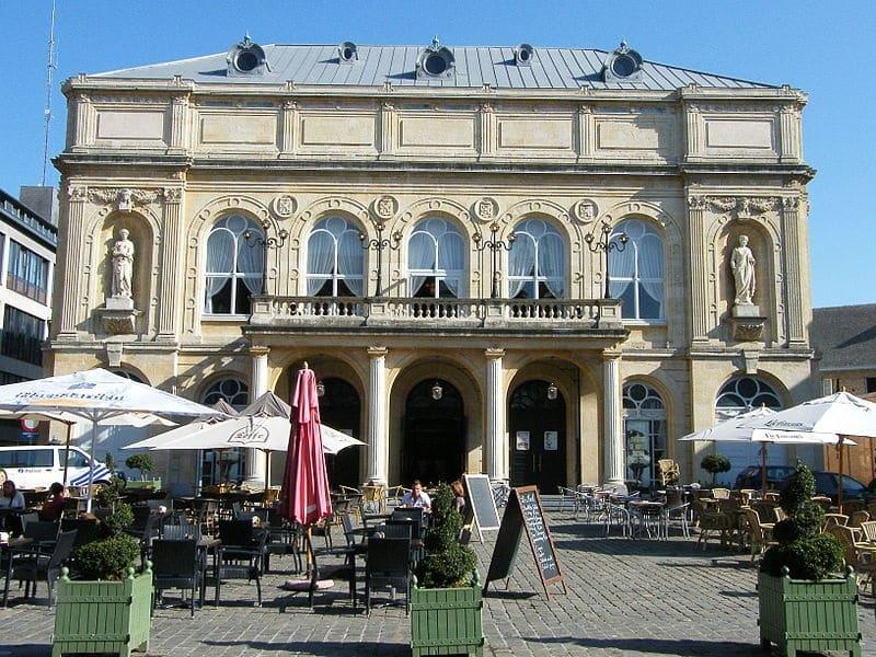 O que fazer em Namur nos teatros
