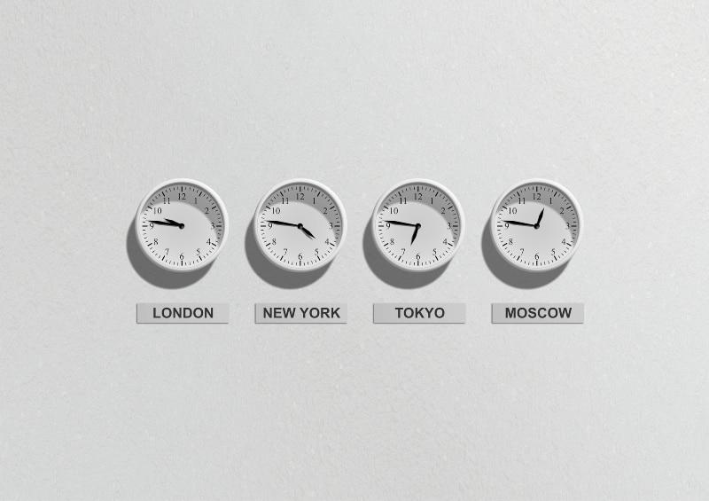 Fuso horário da Finlândia