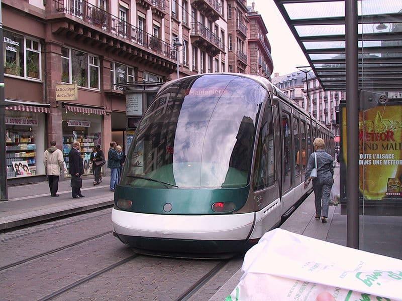 como se locomover em estrasburgo