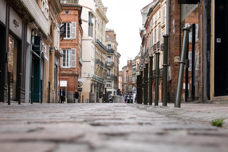 Toulouse como chegar