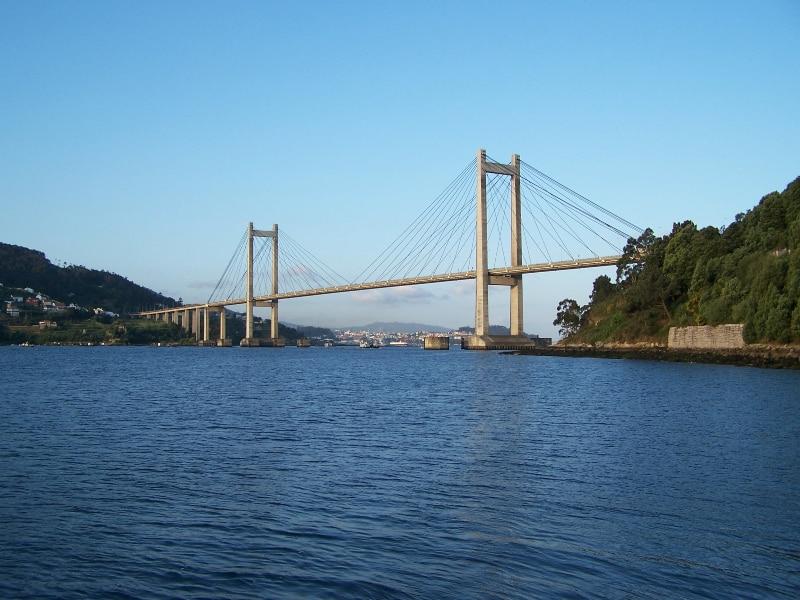Ponte de Rande Vigo