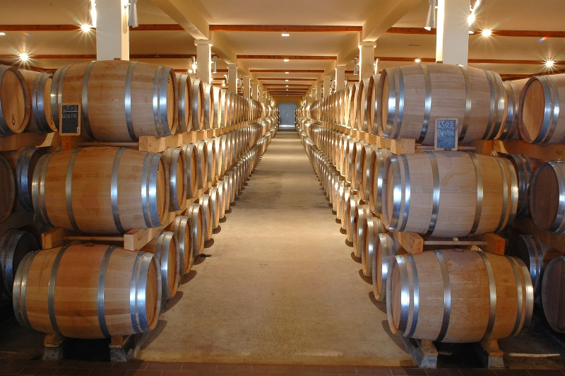 Vinho em Santorini