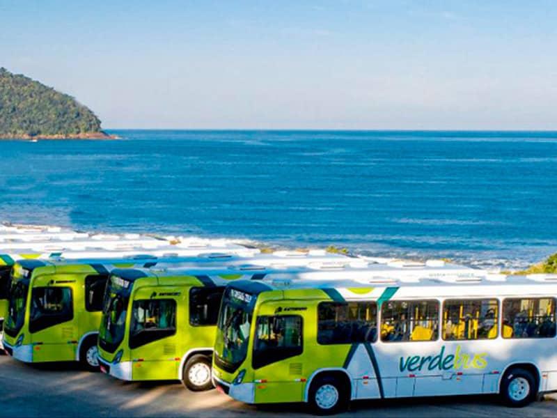 ônibus ubatuba