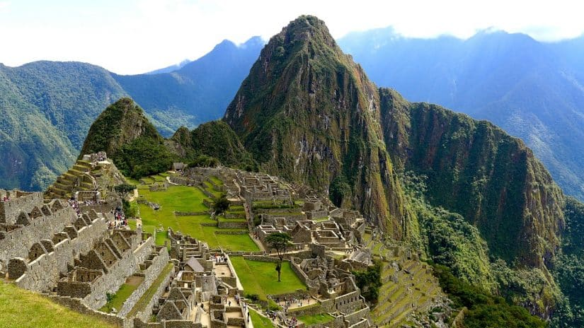 História de Machu Picchu