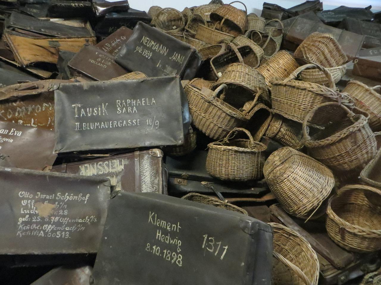 Auschwitz tamanho
