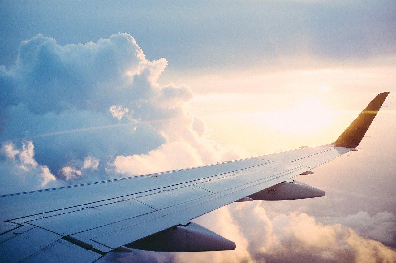 voo para o São João de Campina Grande