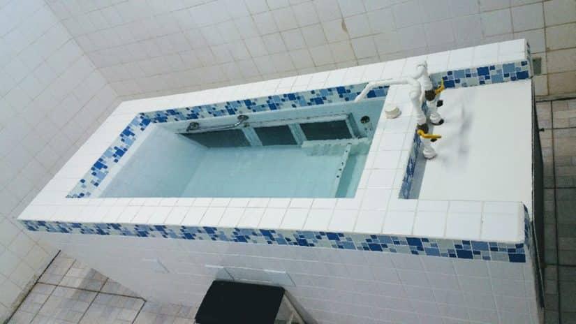 banhos terapeuticos em Águas de lindóia