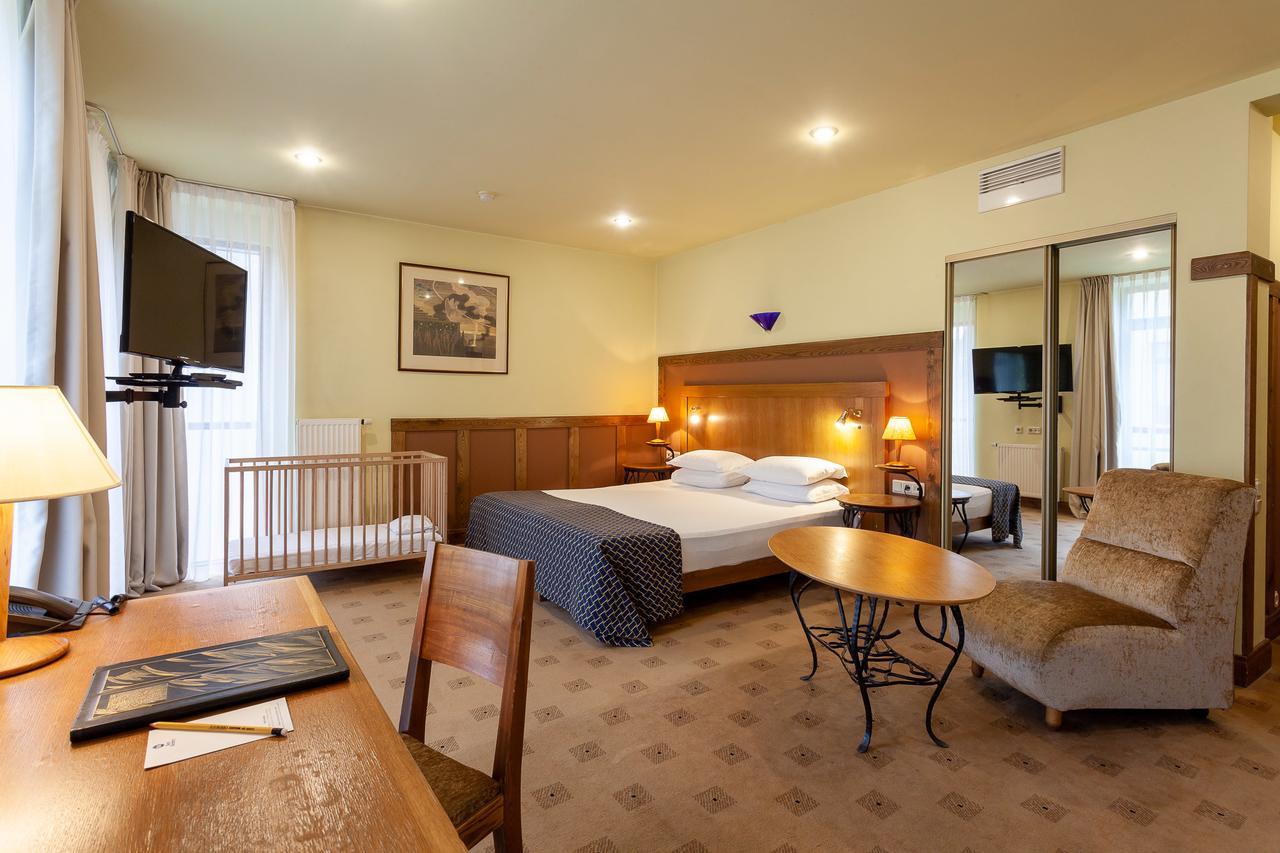hotéis em Kaunas são ideais para casais