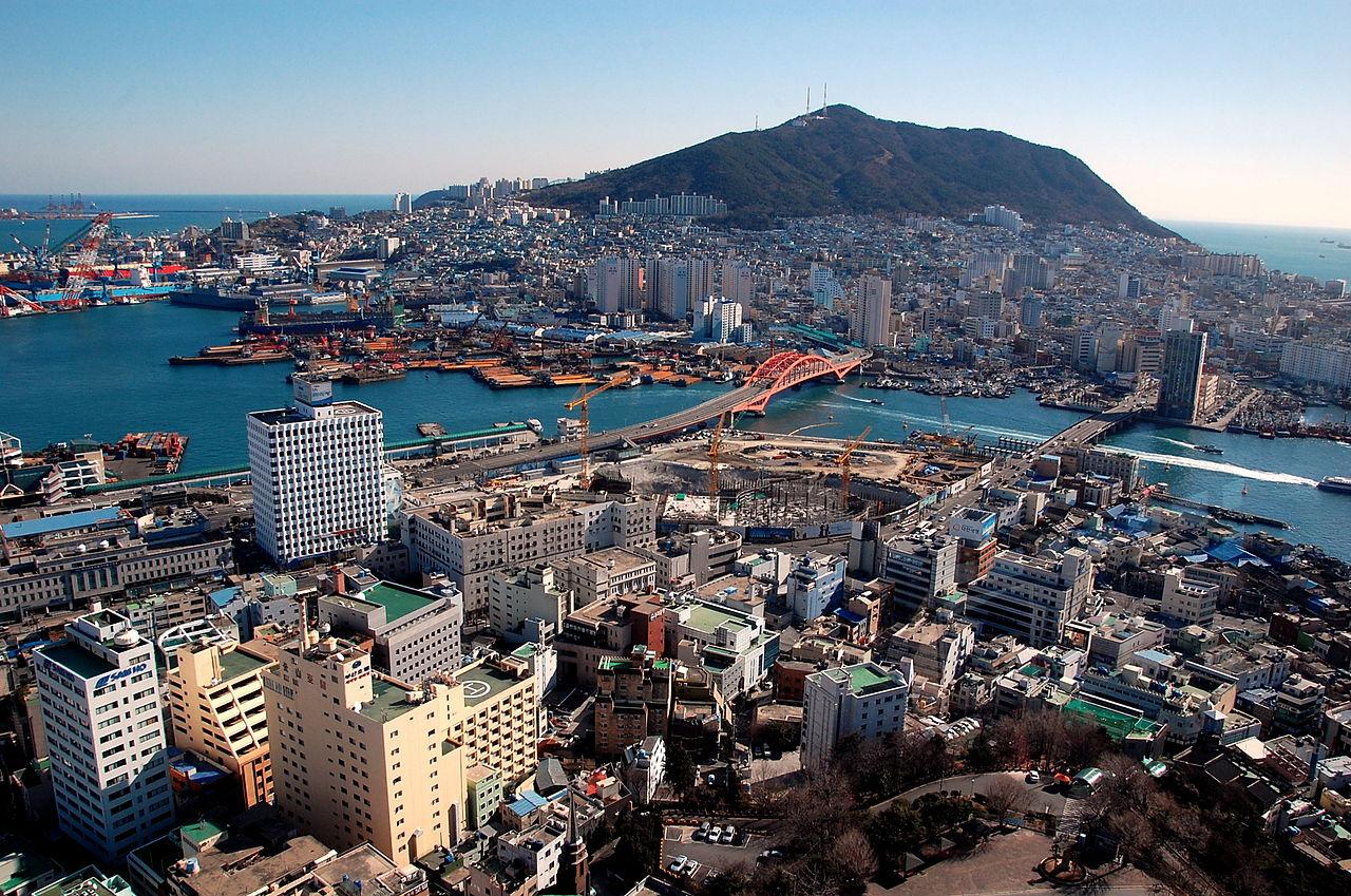 Passeios em Busan