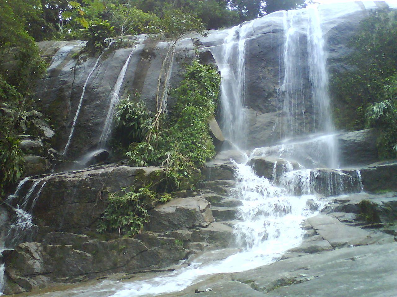 Cachoeiras em Ubatuba