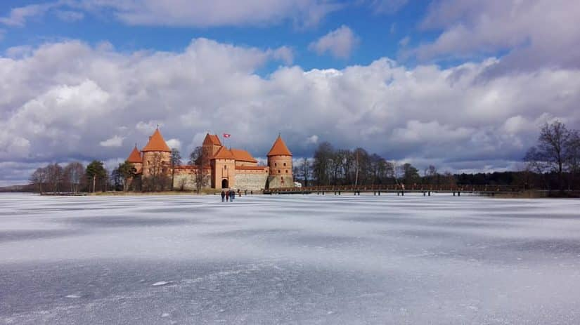 Pontos turísticos da Lituânia