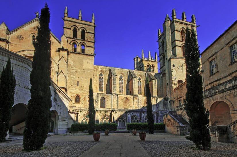 Igrejas em Montpellier