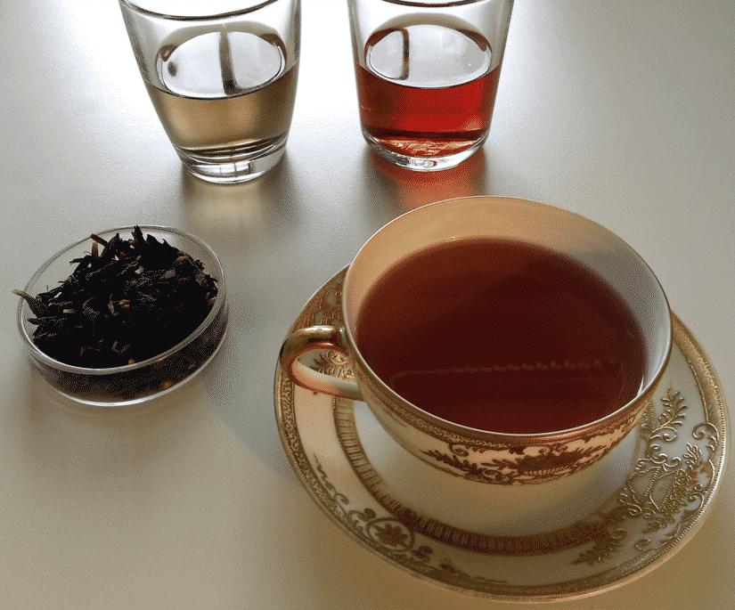 Comidas típicas Egito chás