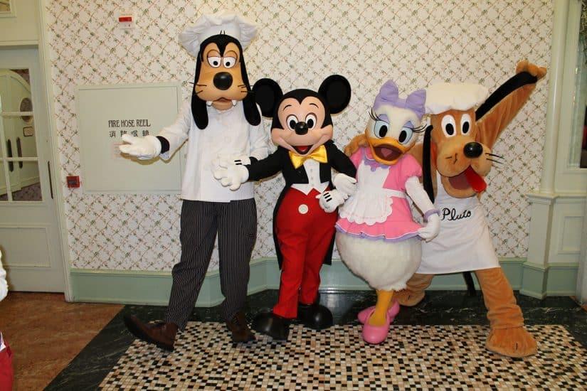 Onde comer na Disney