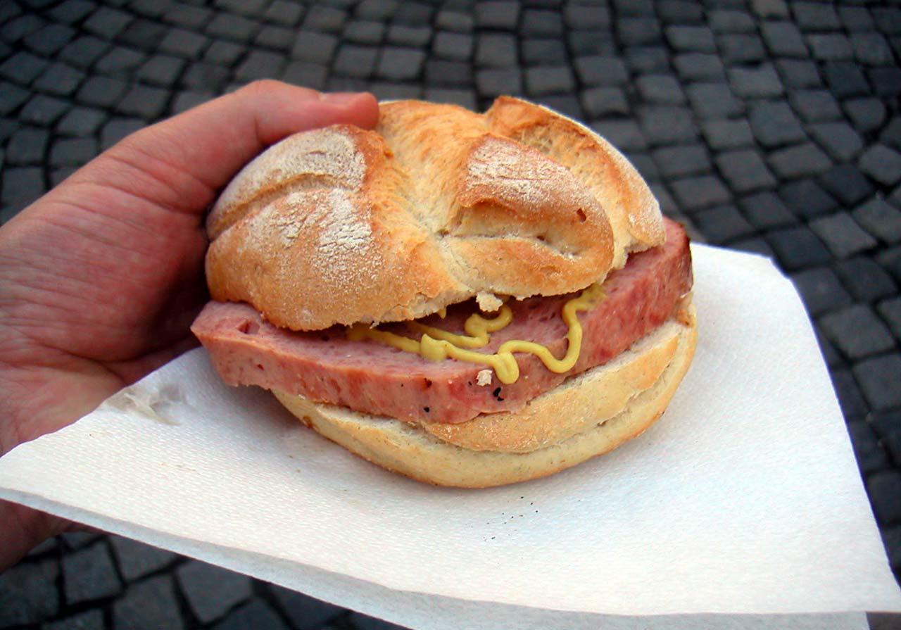 Pratos populares na Alemanha