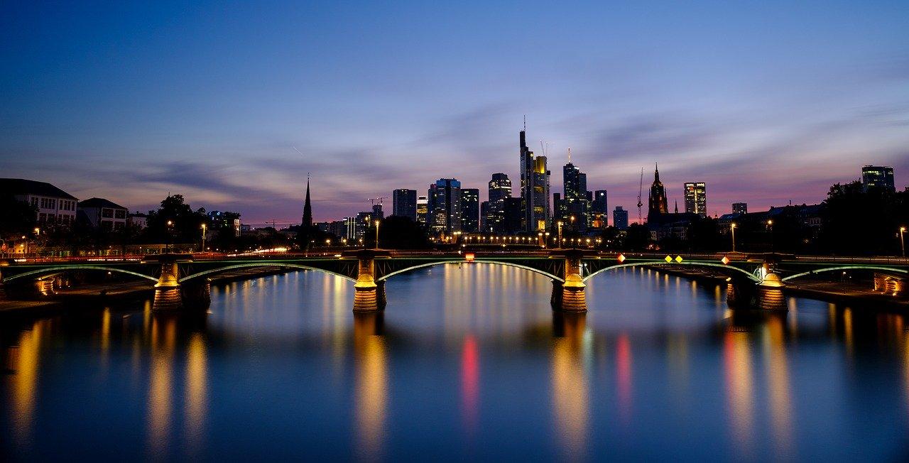 cidade de frankfurt