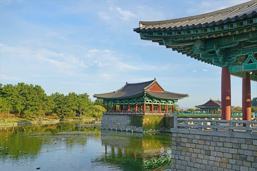 Gyeongju Coreia do Sul