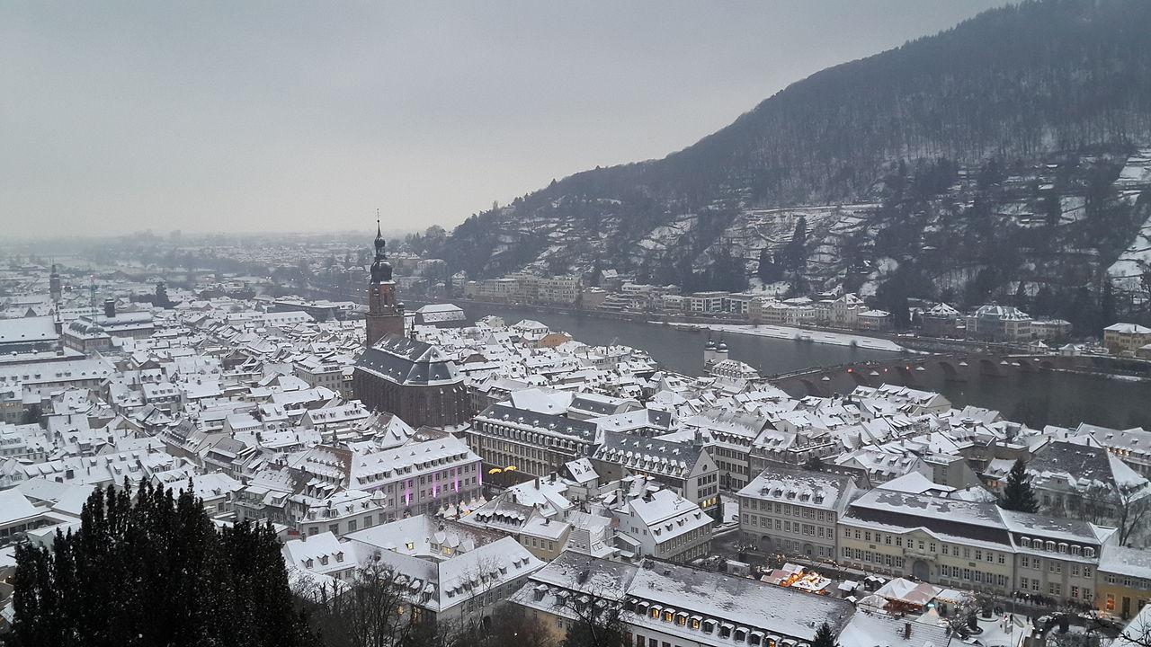O que fazer na Alemanha no inverno