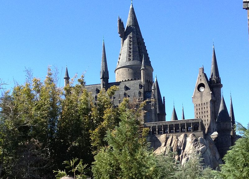 Castelo Harry Potter Orlando