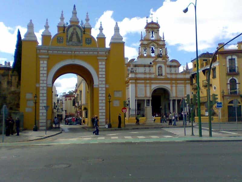 Hospedagens baratas em Sevilha