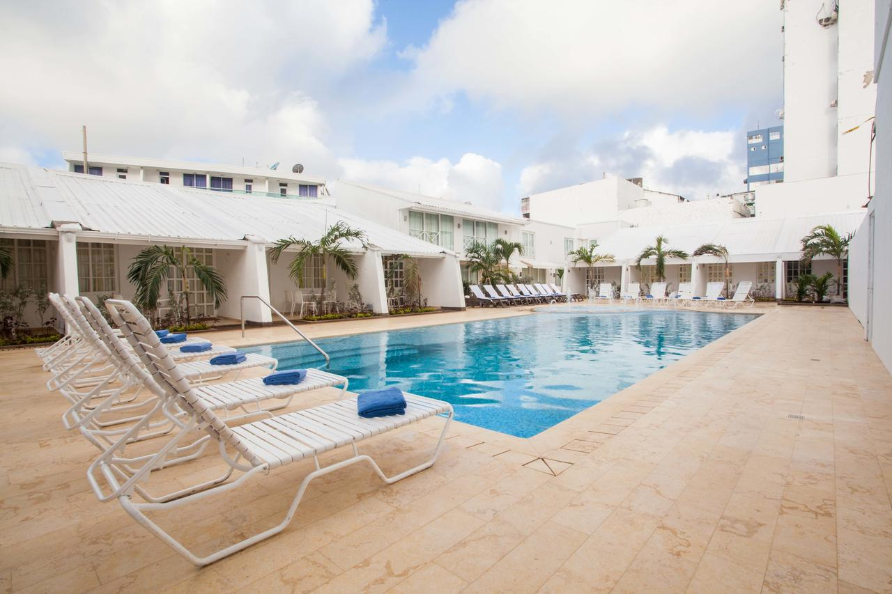 Hotel de luxo San Andrés