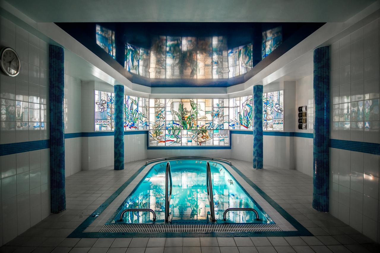 Hotel de luxo Lituânia