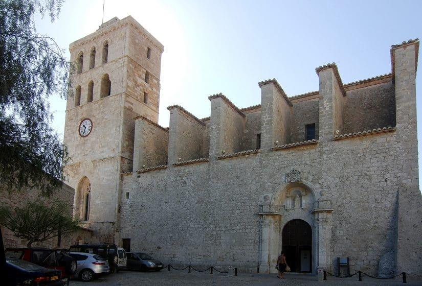 catedral Ibiza