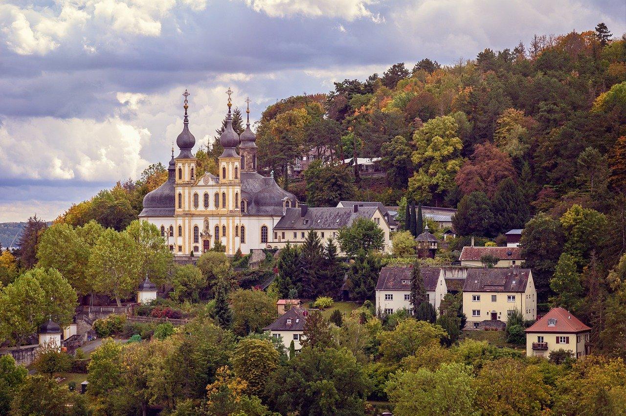 cidade de Würzburg