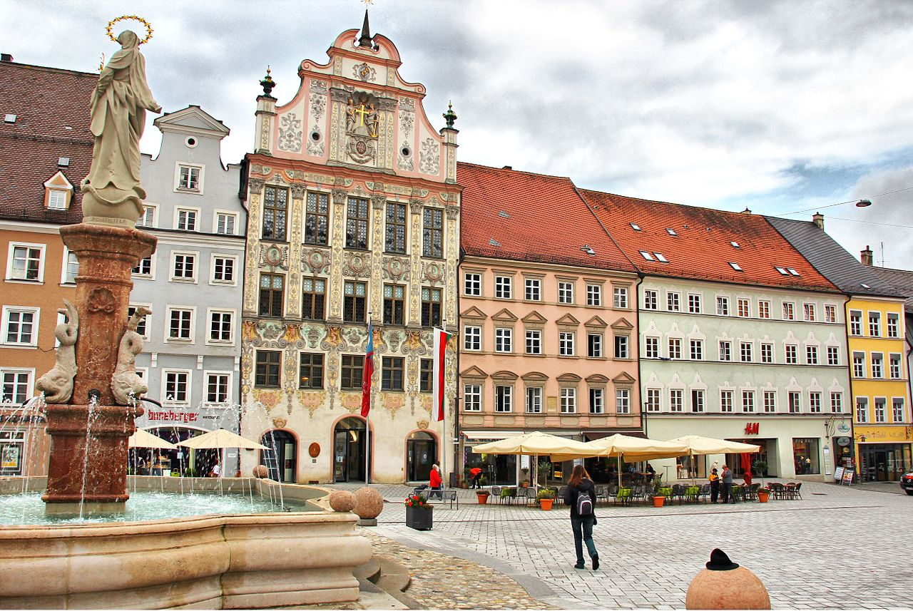 Cidade de Landsberg