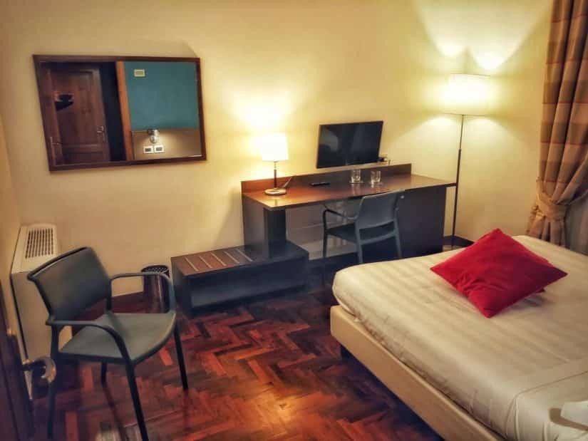 hotéis em Assis Locanda Giustini