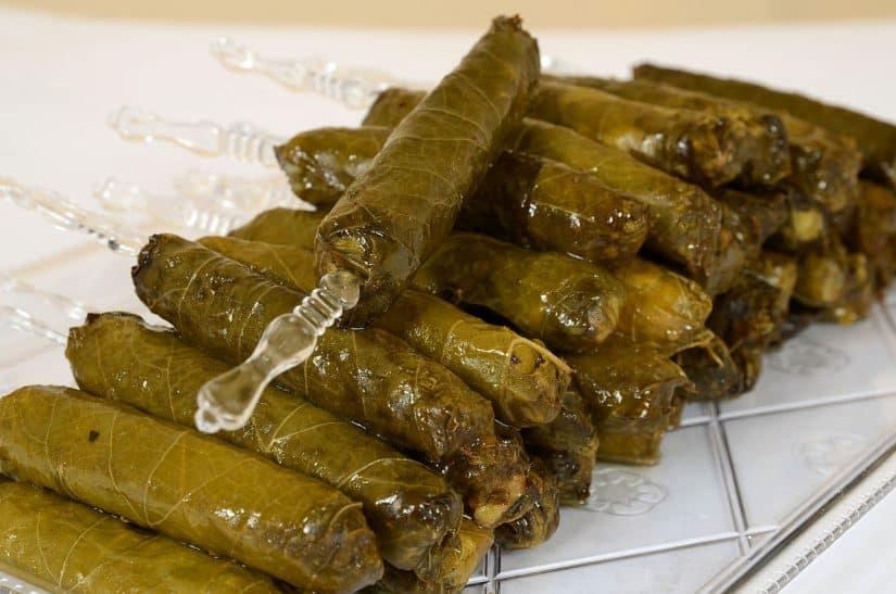 O que comer no Egito
