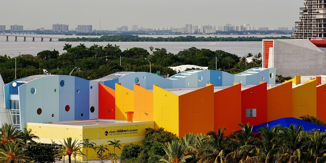 Conheça Miami com crianças