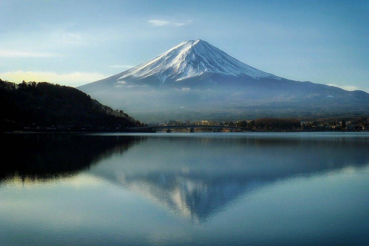Pontos turísticos do Japão