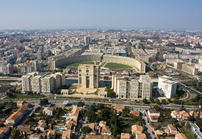Bairros de Montpellier