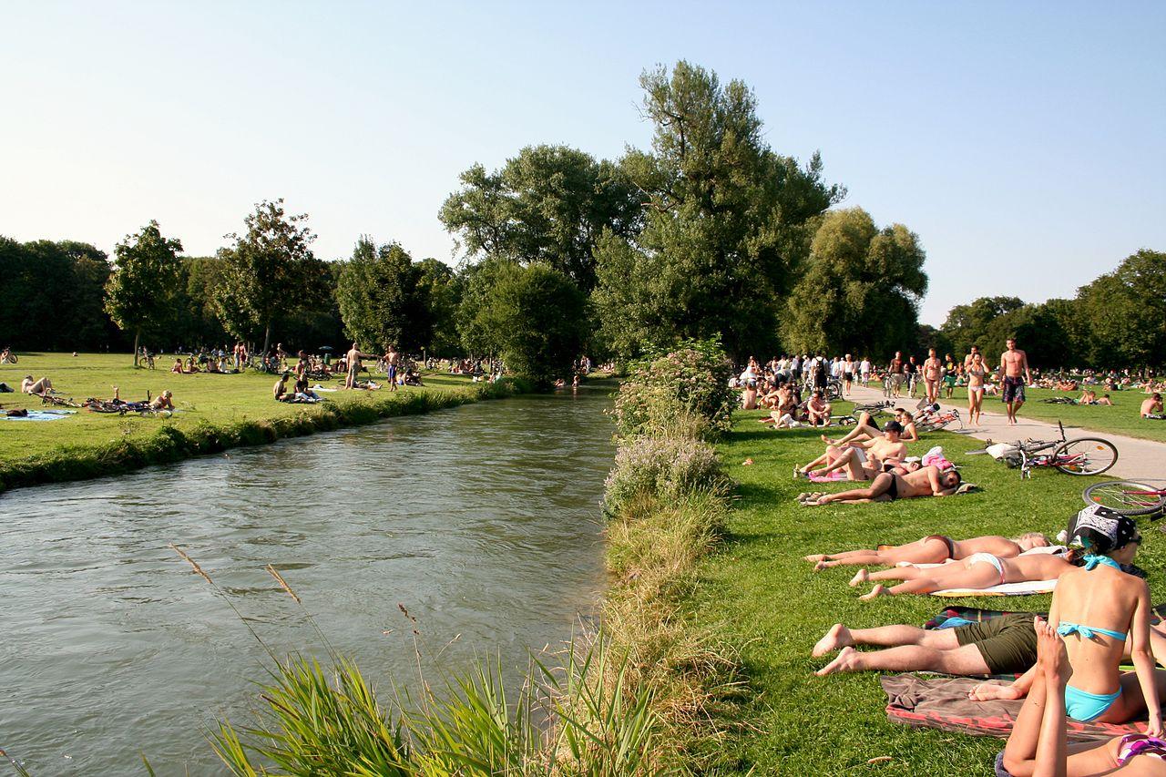 Verão em Munique
