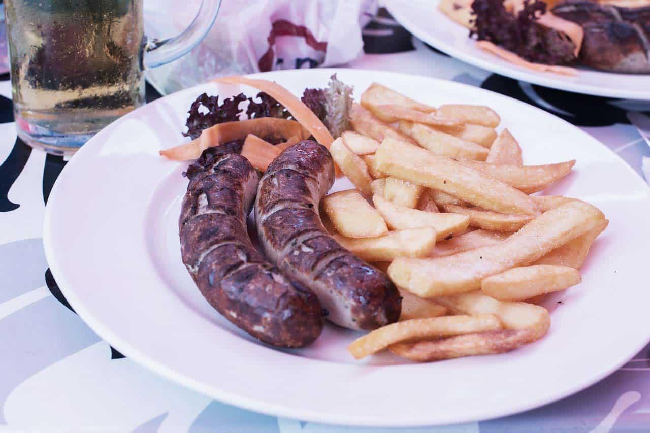 Pratos típicos da Alemanha