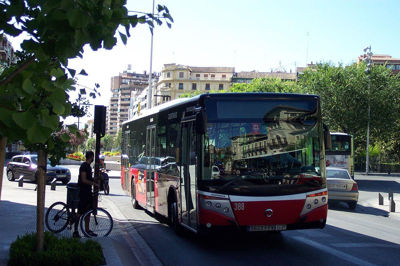 Transporte em Granada