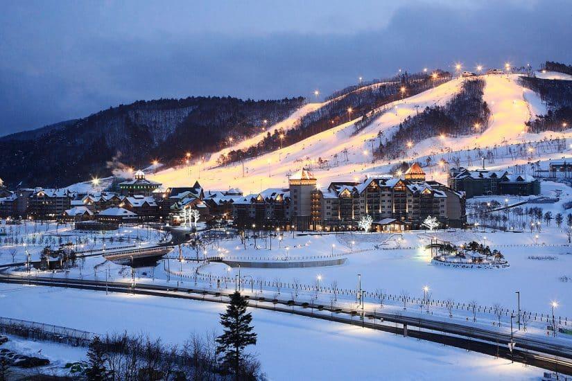 Pyeongchang Coreia do Sul