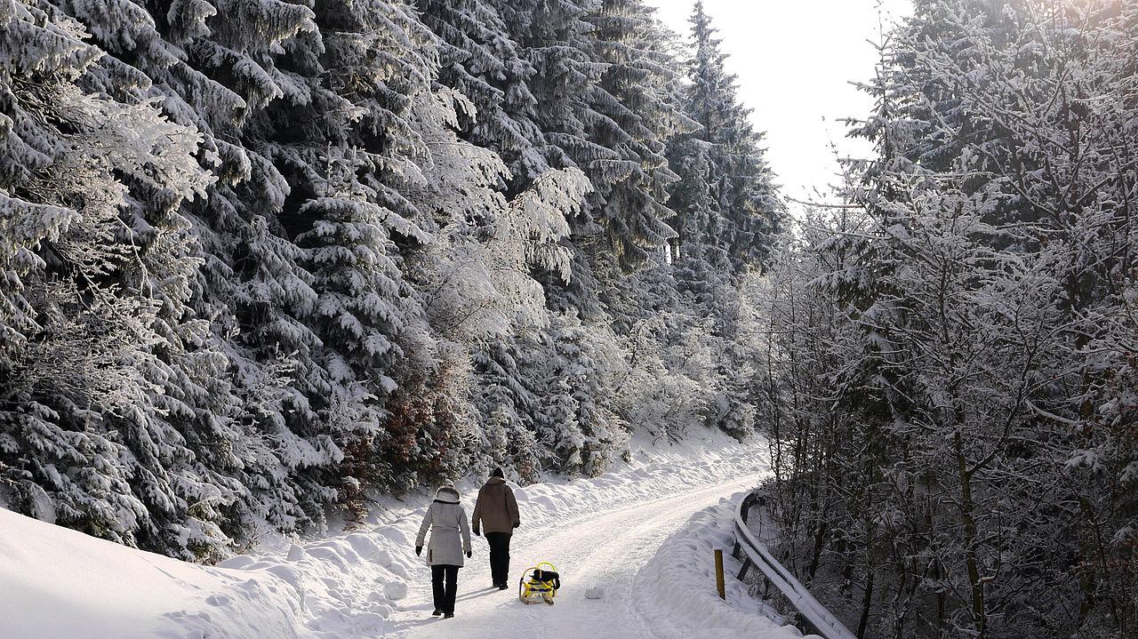 Alemanha no inverno