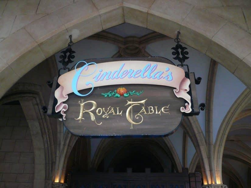 Restaurantes da Disney