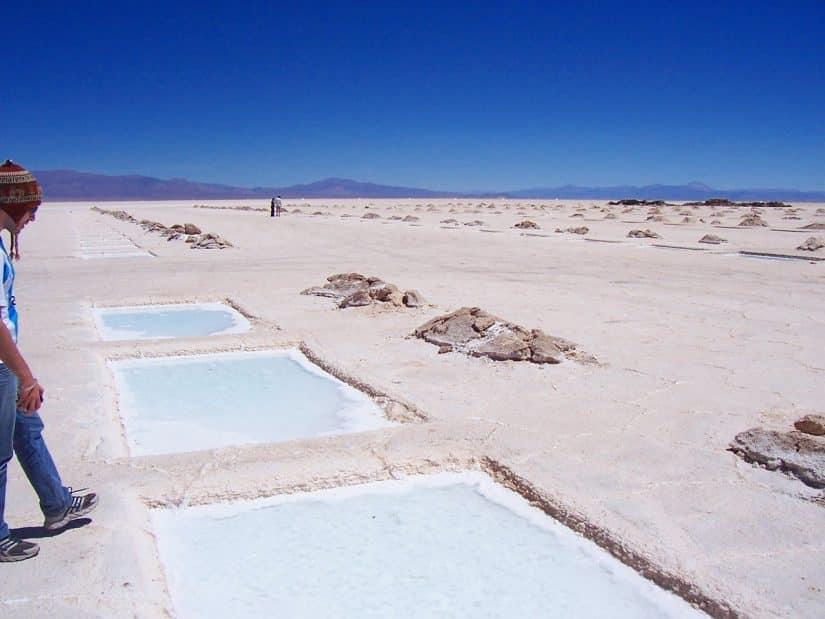 dicas do Deserto de Sal em Jujuy