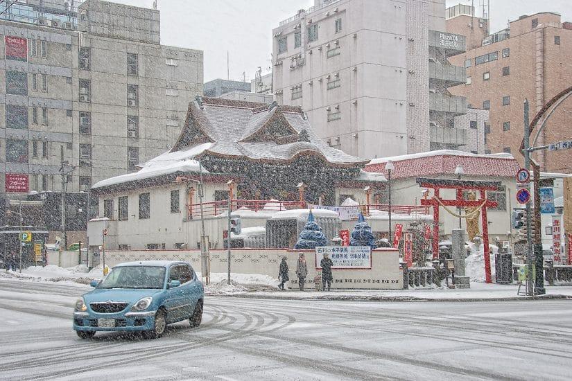 Inverno japonês