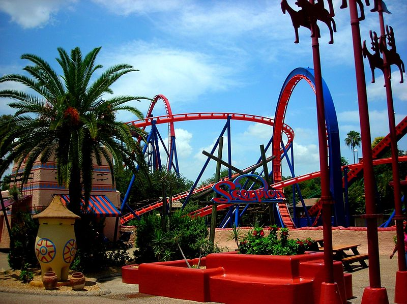 Busch Gardens ingresso